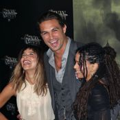 Lisa Bonet et sa fille Zoë Kravitz toujours conquises par le barbare Jason Momoa