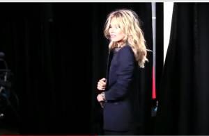 La fatale Kate Moss ouvre les portes d'un univers glamour