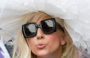 Lady Gaga : Sublime et sexy, elle prône la paix avec ses little monsters
