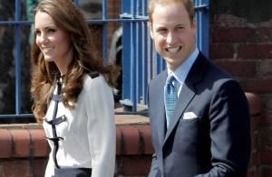 Le prince William et sa Kate rendent hommage aux victimes des émeutes