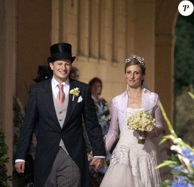 Samedi 27 août 2011, le prince Georg Friedrich de Prusse, chef de la maison de Hohenzollern, et la princesse Sophie d'Isembourg (von Isenburg) se sont mariés religieusement en l'église de la paix à Potsdam.