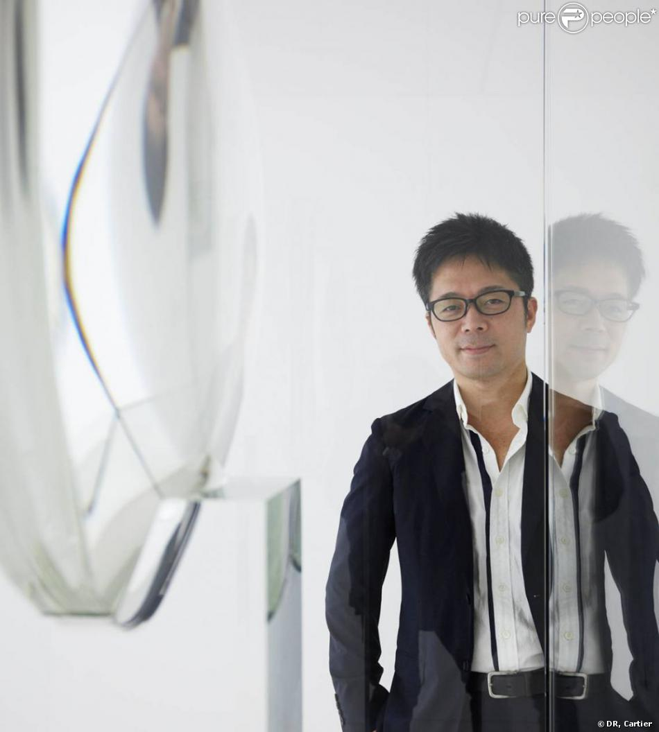 Le designer japonais tokujin yoshioka a mis en sc ne l for Tokujin yoshioka