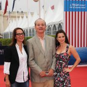 Deauville 2011 : Bill Murray premier fan de son amoureuse Liza Johnson