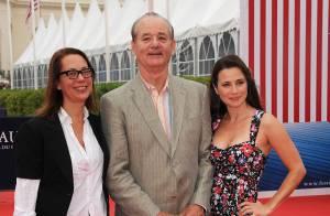 Deauville 2011 : Bill Murray premier fan de son amoureuse Liza Johnson