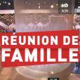 Le générique de Réunion de famille sur France 2 présentée par Jean-Luc Delarue