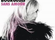 Amandine Bourgois, pourtant amoureuse, revient avec le single 'Sans amour'