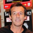 Jean-Luc Reichmann lors de la conférence de presse des théâtres privés, le jeudi 8 septembre 2011.