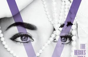 Kate Winslet rend hommage à Liz Taylor, son idole de toujours