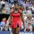 Serena Williams a insulté l'arbitre de chaise lors de sa finale perdue à l'US Open 2011 face à Samantha Stosur le dimanche 11 septembre 2011