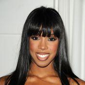 Kelly Rowland : prise en flagrant délit sous la douche !