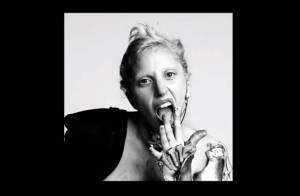 Lady Gaga en mariée robotique et torse nu pour le nouveau clip de Yoü and I