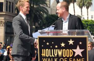 Neil Patrick Harris de How I Met your mother étoilé devant son compagnon