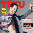 Emmanuelle Moire pour la nouvelle formule du magazine  Têtu , en kiosques le 21 septembre 2011.