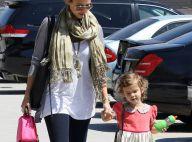 Jessica Alba : Très coquette, sa fille Honor l'imite avec style