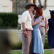 Ryan Gosling et Emma Stone, le baiser qui tue !