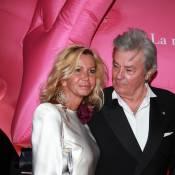 Alain Delon : Un grand coeur sous le charme de Fiona Gélin