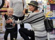 Rebecca Gayheart : Séance shopping avec sa petite Billie aussi accro que maman