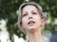 Tristane Banon, émue aux larmes, pour faire entendre la voix des femmes