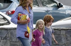 Julia Roberts avec ses jumeaux : Difficile de faire plus cool !