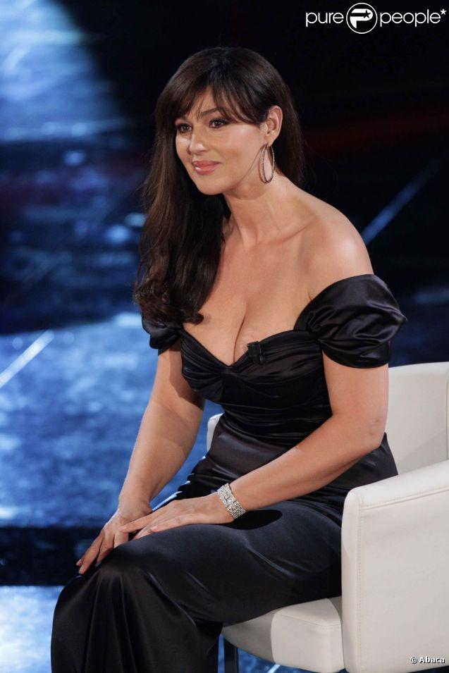 Monica Bellucci en février 2011