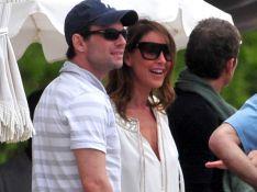 PHOTOS : Christian Slater et Tamara Mellon... ça baigne !