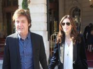 Paul McCartney : Amoureux et très en forme au bras de sa jolie Nancy Shevell