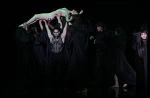 Dracula, L'Amour plus fort que la Mort : Kamel Ouali a présenté son show