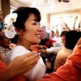 The Lady, le film de Luc Besson, est consacré à Aung San Suu Kyi. Michelle Yeoh interprète le Prix Nobel de la Paix.