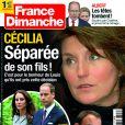 France Dimanche en kiosques le 7 octobre 2011.