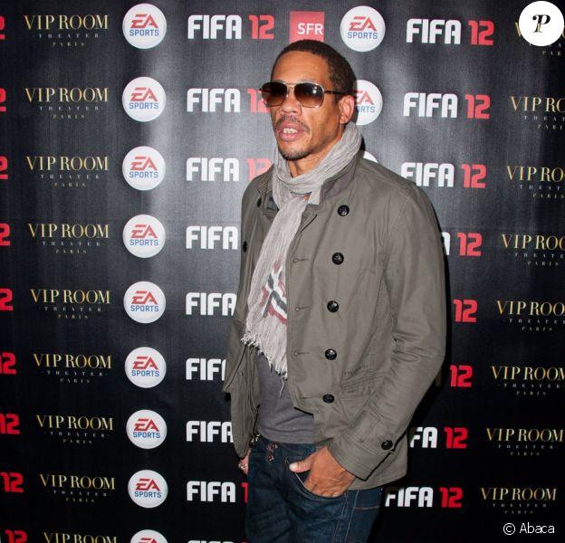 JoeyStarr au VIP Room en septembre 2011 à Paris