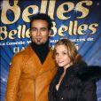 Damien Sargue et Cecilia Cara