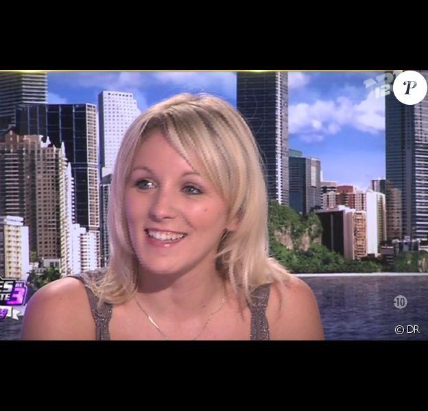 Myriam Abel vient évoquer son passage dans Les Anges de la Télé-Réalité 3 dans Les Anges - Le Mag, lundi 10 octobre 2011.
