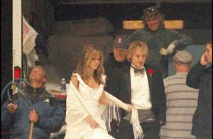 PHOTOS EXCLUSIVES : Jennifer Aniston : un vrai... faux mariage !