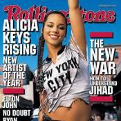 Flashback : Les débuts d'Alicia Keys, ses premières couvertures