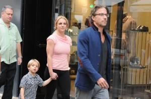 Britney Spears : Une mère poule en promenade avec ses fils dans Paris