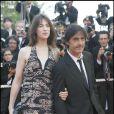 Charlotte Gainsbourg et Yvan Attal au festival de Cannes 2009