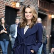 Natalie Portman : Son bébé, Aleph, est tellement irrésistible