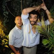Eric et Ramzy jouent à Tarzan pour une banane