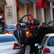Giulia Sarkozy : Son grand frère Jean est venu faire sa connaissance !