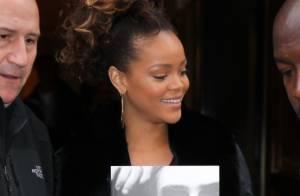 Rihanna : Une coquine qui dépense sans compter dans un sex-shop parisien