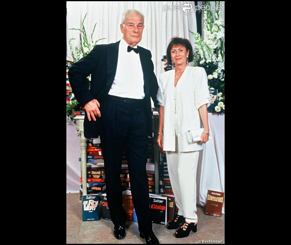 Jean amadou et sa femme en 1993 - Jean francois balmer et sa femme ...