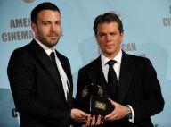 Ben Affleck et Matt Damon se retrouvent, 13 ans après leur Oscar