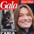 La couverture du magazine Gala du 26 octobre 2011