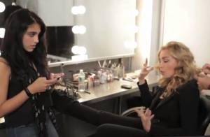 Madonna et sa fille Lourdes : Une vidéo surprenante pour un moment crucial