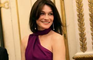 Carla Bruni-Sarkozy : la 16e femme la plus sexy de l'année... seulement !