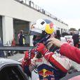 Le week-end des 29 et 30 octobre 2011 a été riche en sensations, au circuit Paul Ricard du Castellet : Sébastien Loeb s'est notamment bien défendu en GT Tour, au volant d'une Ferrari F458 du team AF Corse.
