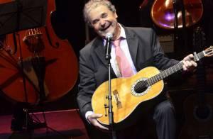 Pierre Perret : 55 ans de chansons et des amis présents pour ce bel anniversaire