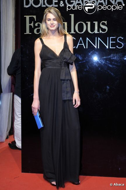 Vanessa Hessler en mai 2009 à Cannes