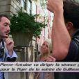 Pierre-Antoine et Guillaume dans les Anges de la télé-réalité 3, mardi 1 novembre 2011 sur NRJ 12