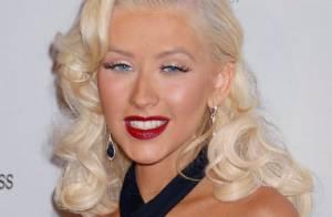 Christina Aguilera : sa robe de mariée Lacroix élue plus belle robe de l'année !